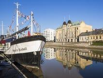 Turku, Finlandia Imagen de archivo
