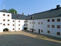 Turku slott eller Turun linna i den Turku staden, historiskt ställe i Finland arkivbilder
