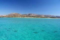 turkus morza Zdjęcie Royalty Free