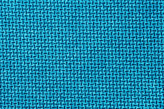 Turkusowa tekstylna tekstura Zdjęcie Royalty Free
