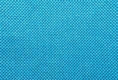 Turkusowa tekstylna tekstura Obraz Stock