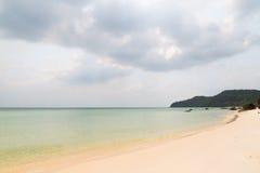 Turkusowy morze, Phu Quoc Zdjęcie Stock