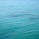 Turkusowy ocean Zdjęcia Stock