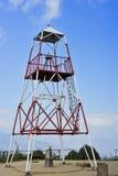 Turm auf Berg Lizenzfreie Stockfotografie