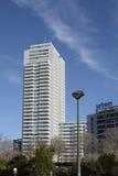 Turm-Block in Valencia spanien Lizenzfreie Stockfotos