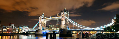 Turm-Brücke London Lizenzfreies Stockfoto