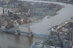 Turm-Brücke, London Lizenzfreies Stockfoto