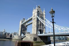 Turm-Brücke, London lizenzfreie stockfotografie
