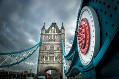 Turm-Brücke, London Lizenzfreies Stockbild