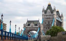 Turm-Brücke, London lizenzfreie stockfotos