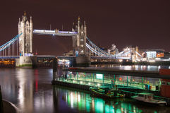 Turm-Brücke -- London, England Lizenzfreie Stockfotografie