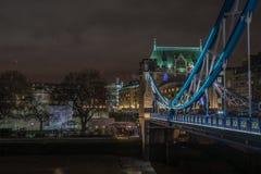 Turm-Brücke London Großbritannien Lizenzfreie Stockfotografie