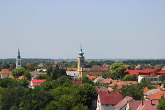 Turm der Kirche Lizenzfreie Stockfotos