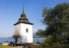 Turm der Kirche von Jungfrau Maria lizenzfreies stockbild