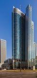Turm des Rondo-ONZ Stockfotografie