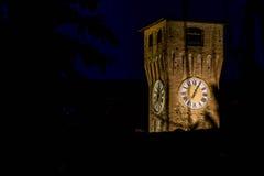 Turm des Schlosses in Bazzano Lizenzfreies Stockbild