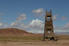 Turm für Dekorationsfilm Gladiator Stockbild