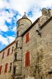 Turm Fabri Houses von Martel, Los, Midi-Pyrénées, Frankreich Stockfoto