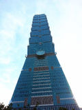 101 Turm, Handelsgebäude, Taipeh Taiwan Stockbilder