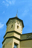 Turm Hohen Schwangau Lizenzfreies Stockbild