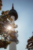 Turm N Seoul Stockfoto