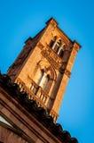 Turm Sans Francesco Church, Bologna Italien Stockfotografie