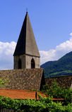 Turm St. Maddalena Stockbilder