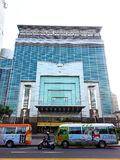 101 Turm-Straße Taipeh Taiwan Lizenzfreie Stockfotos