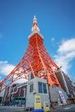 Turm Tokyos, Japan - Tokyo-in Tokyo Stockbild