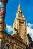 Turm und Monument Stockfotos
