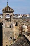 Alcazar-Palast in Cordoba, Spanien Lizenzfreies Stockbild