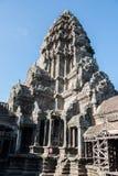 Turm von Angkor Wat Lizenzfreie Stockfotografie