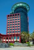Turm von Colombo Center Lizenzfreie Stockbilder