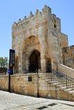 Turm von David-Museum, Jerusalem, Israel Stockfotografie