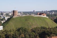 Turm von Gediminas stockfoto