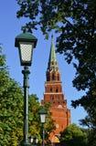 Turm von Moskau Kremlin2 stockfotos