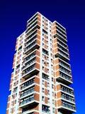 Turmblock Stockbild