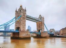 Turmbrücke in London, Großbritannien Stockfotografie