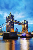Turmbrücke in London, Großbritannien Stockfoto
