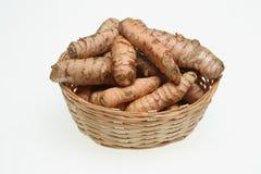 Turmeric, Curcuma longa Royalty Free Stock Image