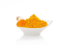 Turmeric. Royalty Free Stock Photography