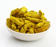 Turmeric or Haldi Royalty Free Stock Images