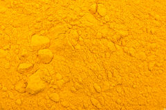 Turmeric Powder Stock Photos