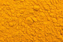 Turmeric Powder Royalty Free Stock Images