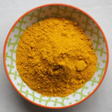 Turmeric Powder Royalty Free Stock Photos