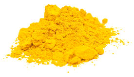 Turmeric powder Royalty Free Stock Photography