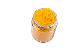 Turmeric Powder Spices I Stock Images