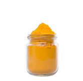 Turmeric Powder Spices II Royalty Free Stock Photos