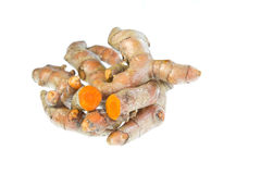 Turmeric Root Stock Images