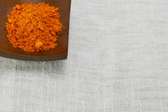Turmeric and spa Royalty Free Stock Images